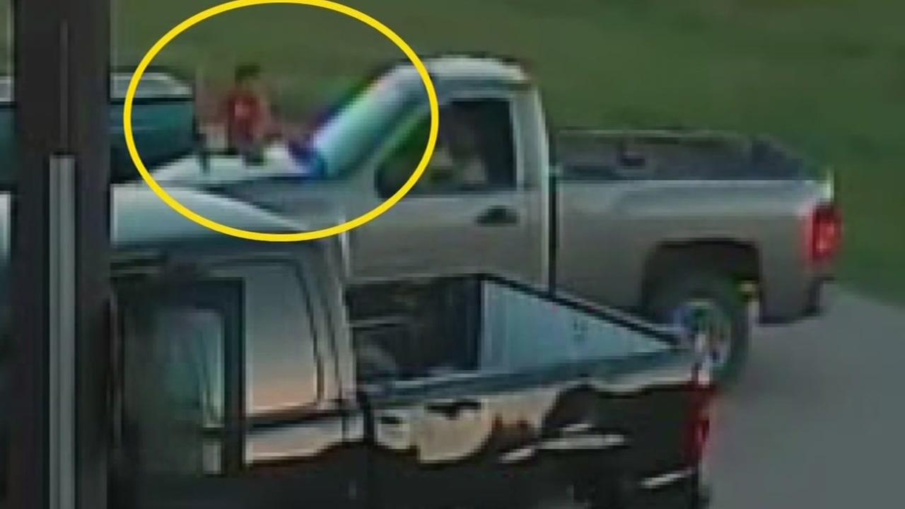 VIDEO: Road rage suspect pulls gun on another driver