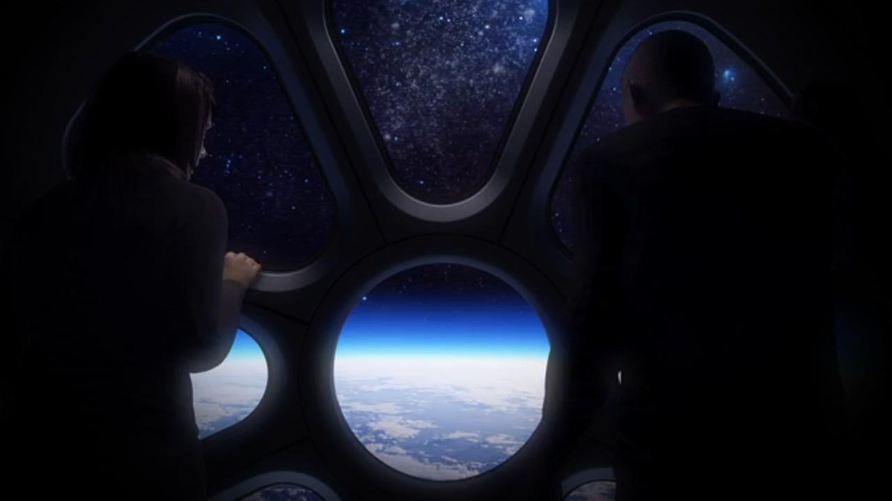 Trip to the edge of space