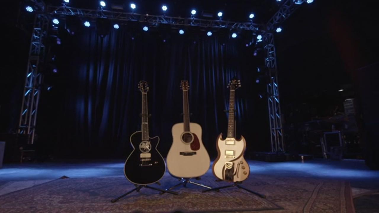 Texas guitar trio