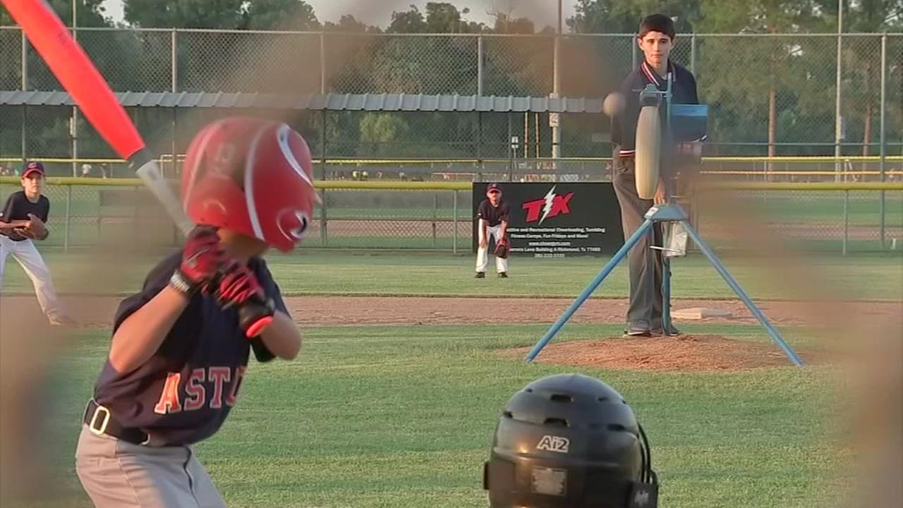 Texas little leagues have become big business; targets for theft