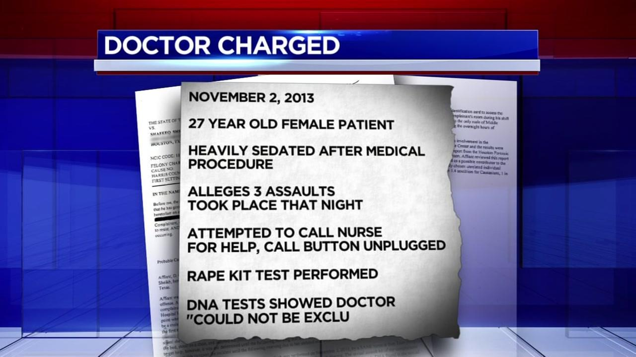 Doctor accused of sexually assaulting patient at Ben Taub