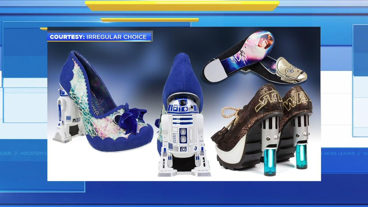 Star Wars-inspired shoes for sale