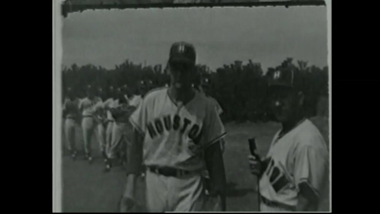 Film of 1960 Houston Buffs