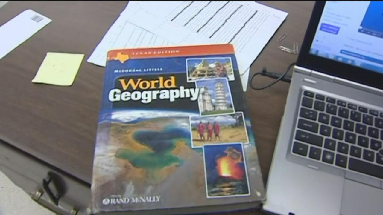 HISD goes high tech for textbooks