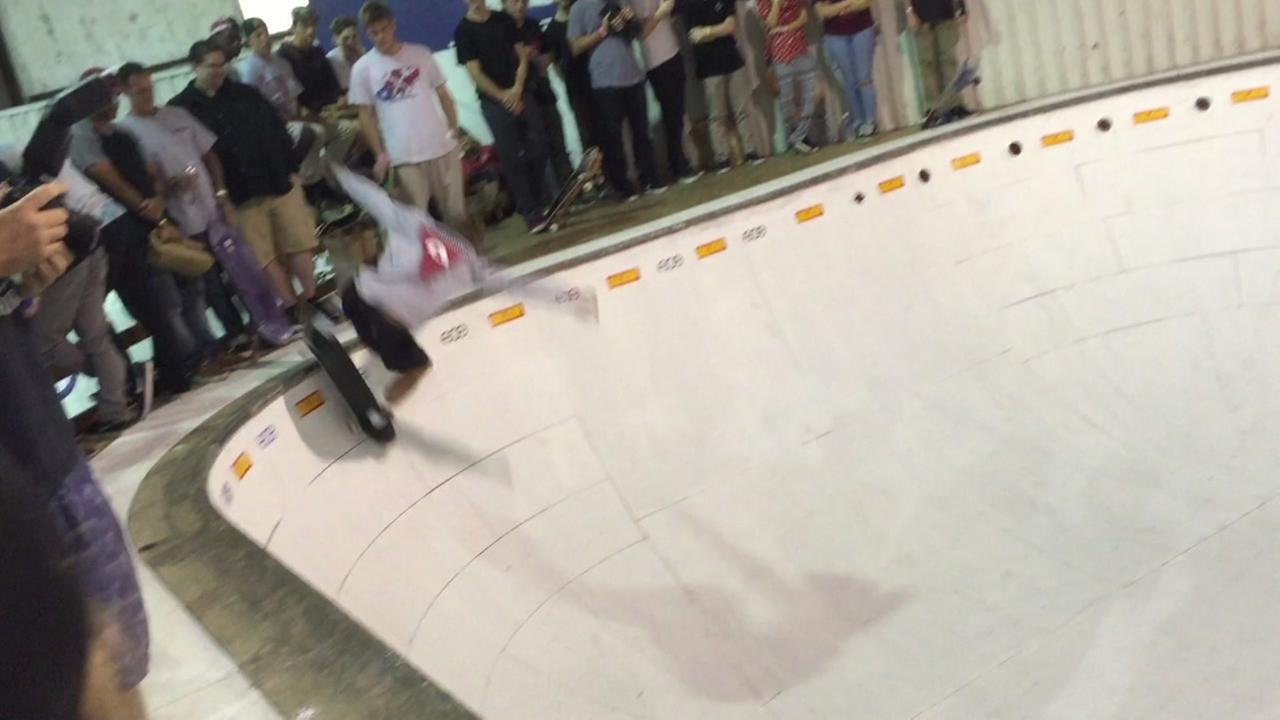 Inside Texas Skate Jam