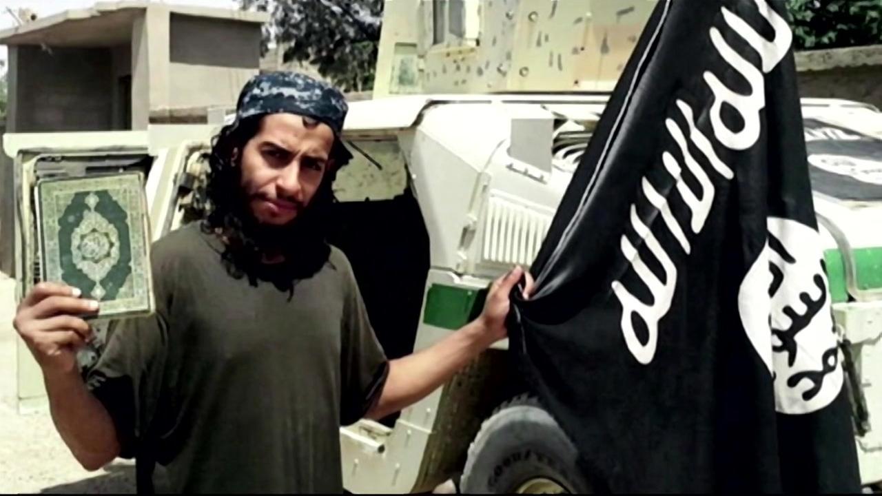 Raid targets Paris attack mastermind