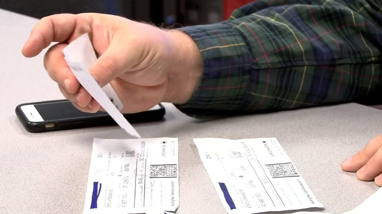 Why you should be careful about tossing boarding passes