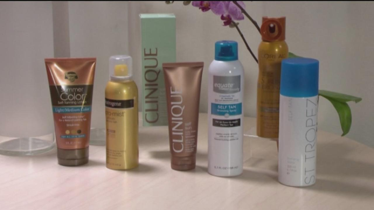 Consumer Reports tested several sunless tanners to see which give the best results.