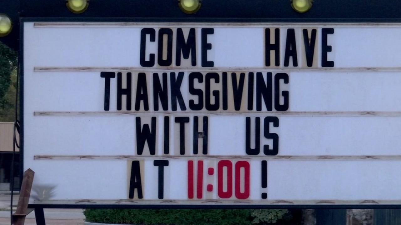 Challenging Thanksgiving in Conroe