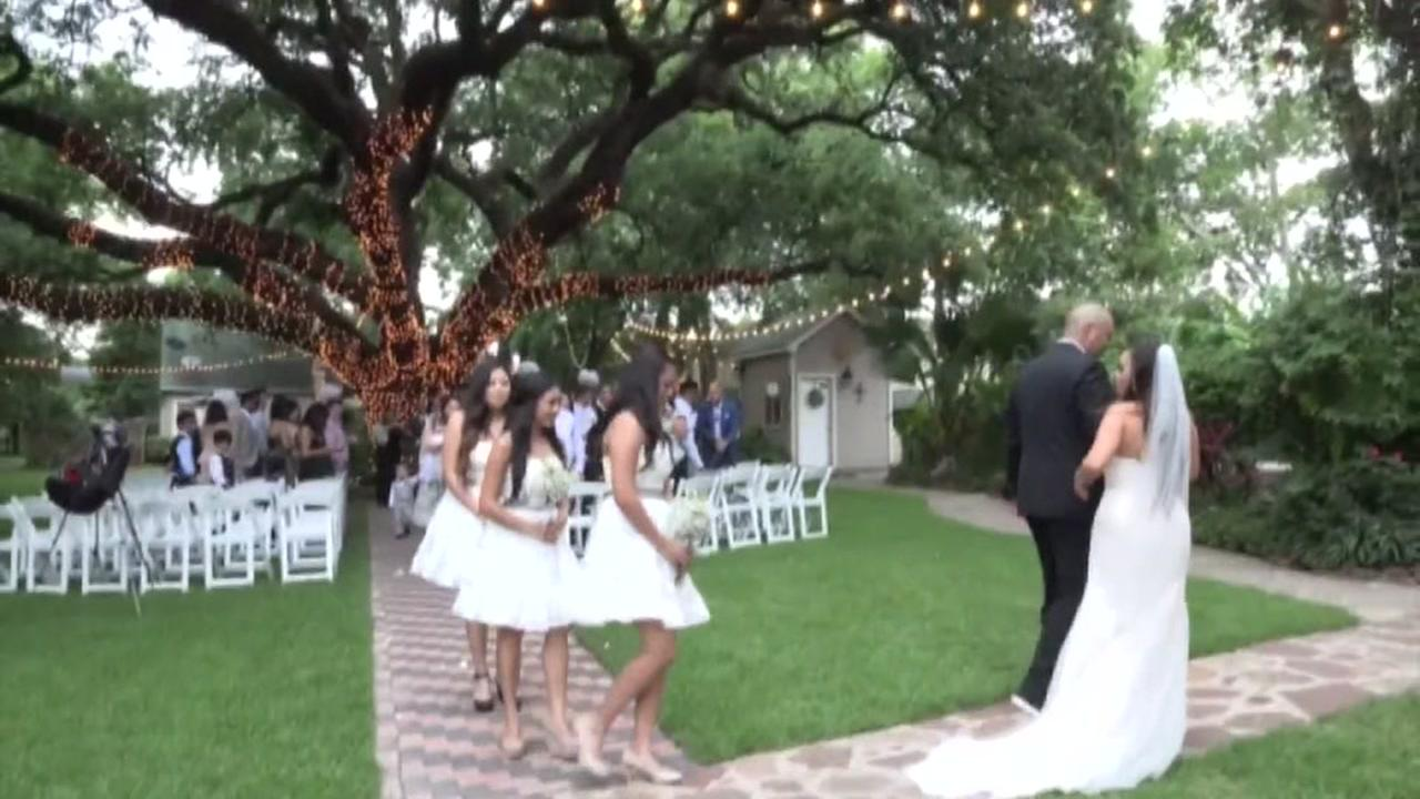 Couple takes fight over wedding video to abc13