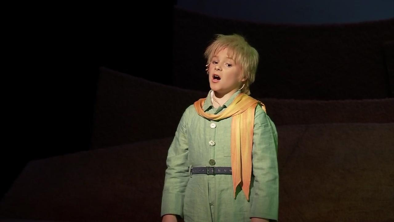 Local kids land lead role in Houston opera show