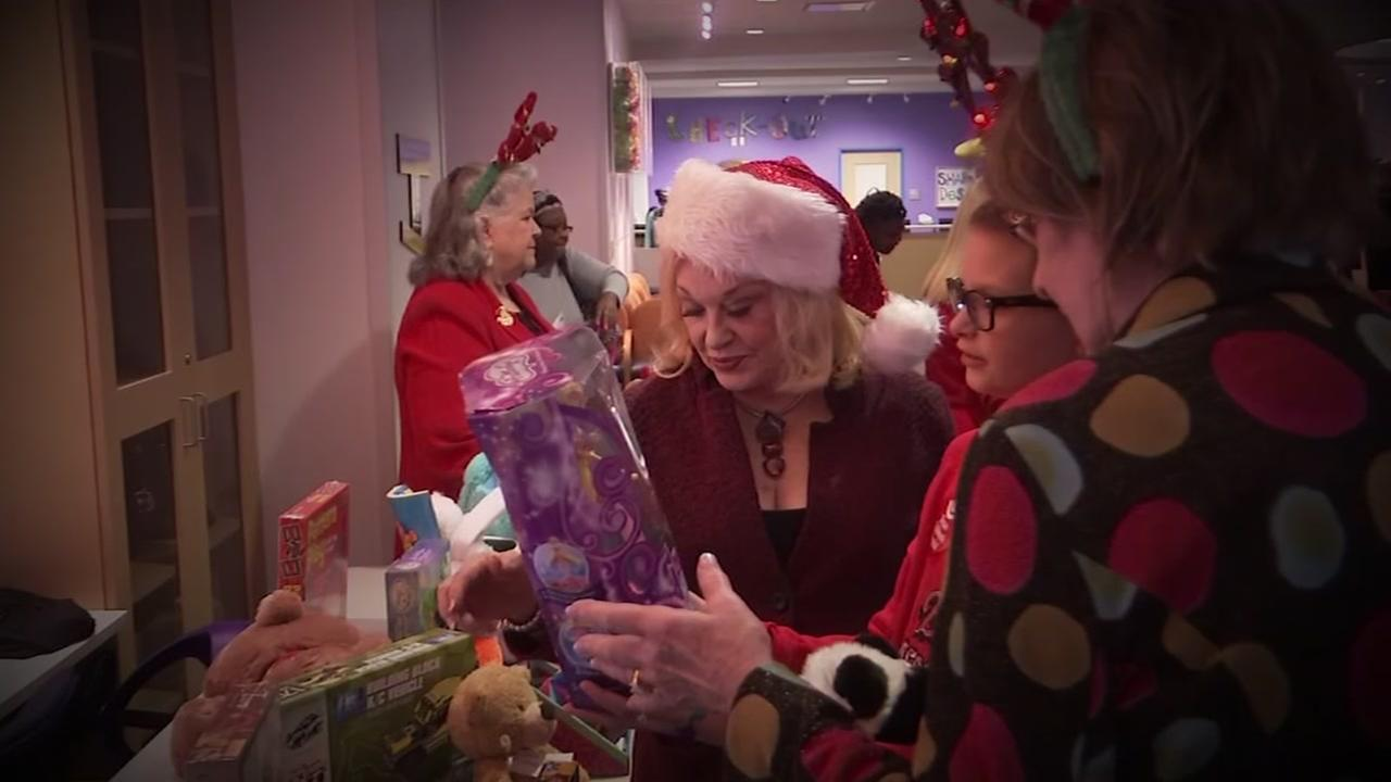 TCH hosts holiday party for patients