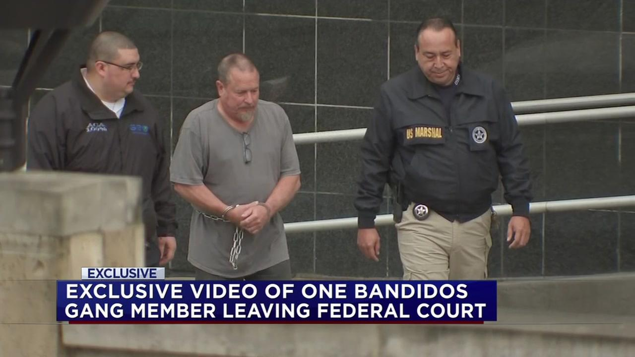 Top leaders of Bandidos biker gang indicted