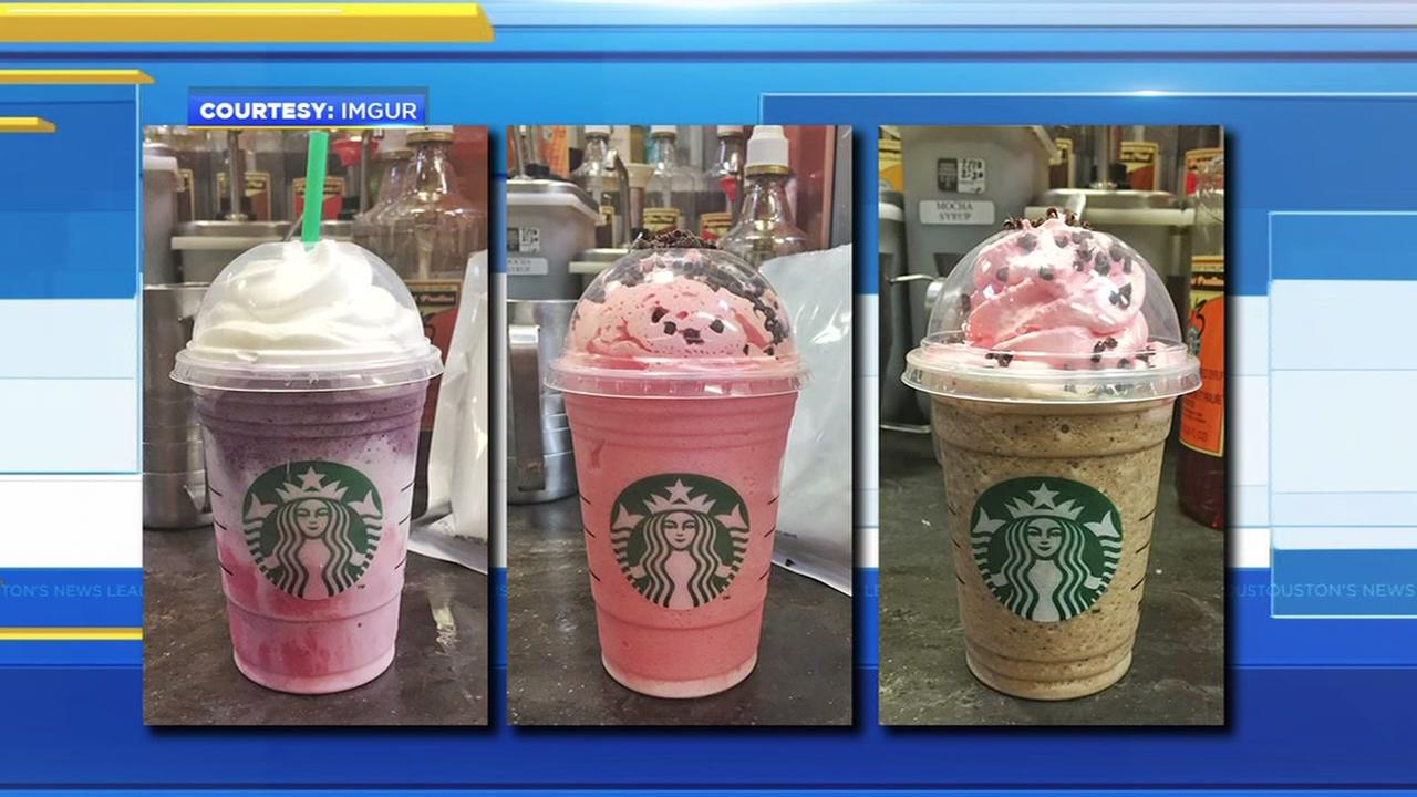 3 Delicious New Starbucks Drinks You Can Order For Valentineu0027s Day |  Abc13.com