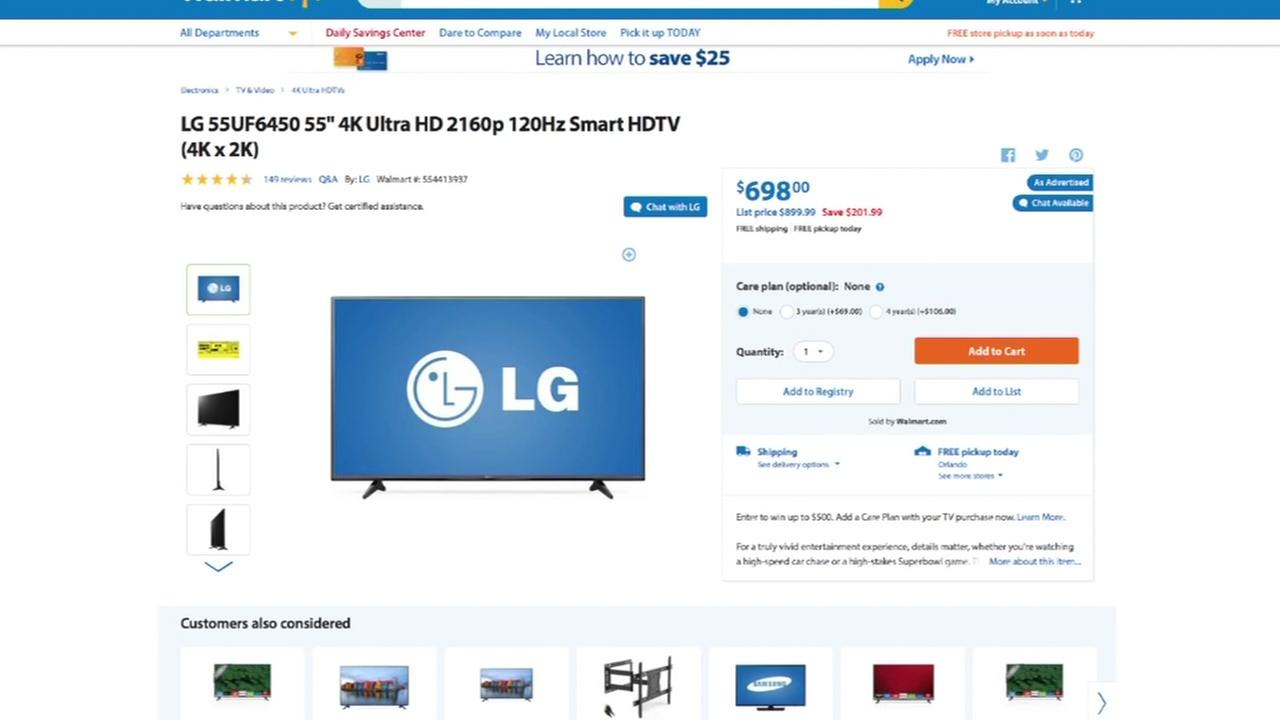 Super Savings on TVs for the Super Bowl