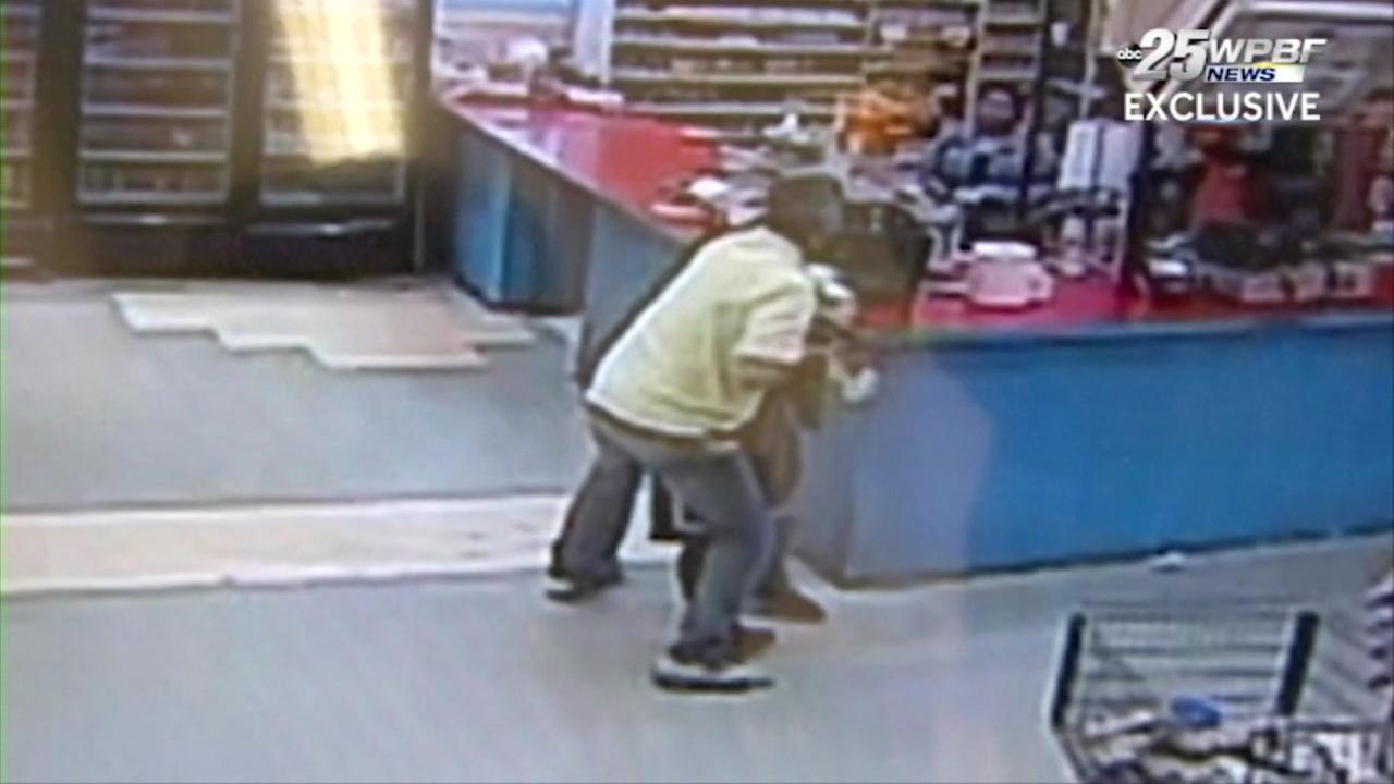 Boy, 8, tries to rob store with gun