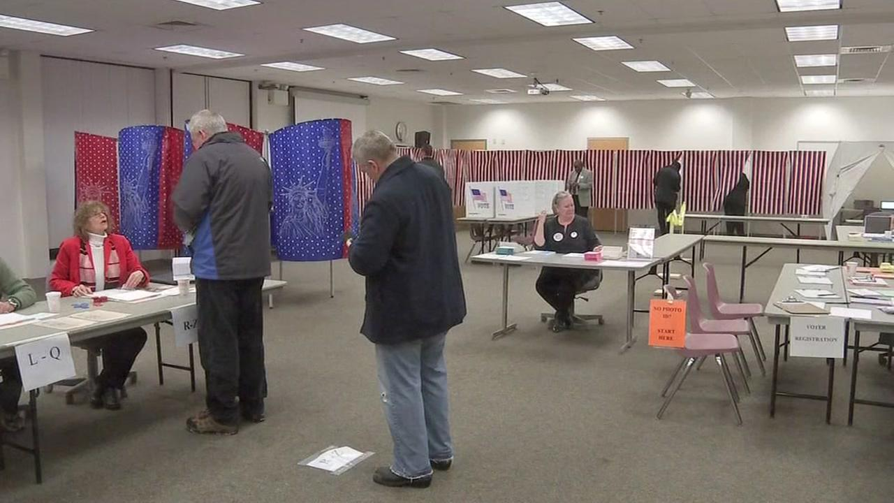 Voters, volunteers, candidates hit the polls for NH Primary