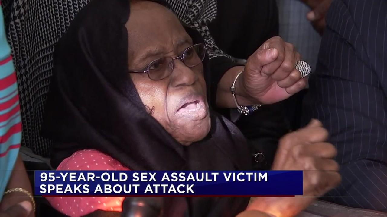 Woman, 95, speaks of sex assault