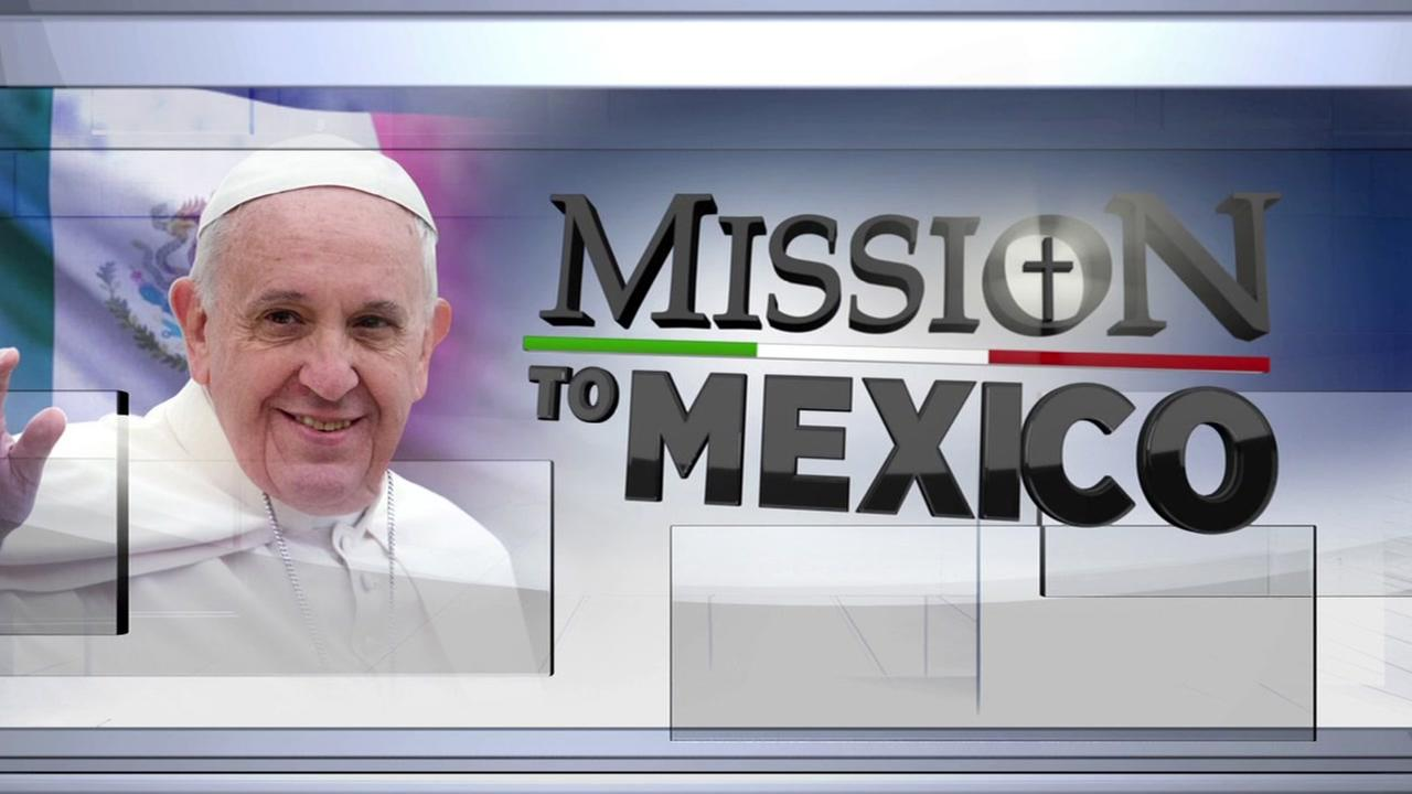 Houstonians hope to catch glimpse of Pope Francis in Mexico
