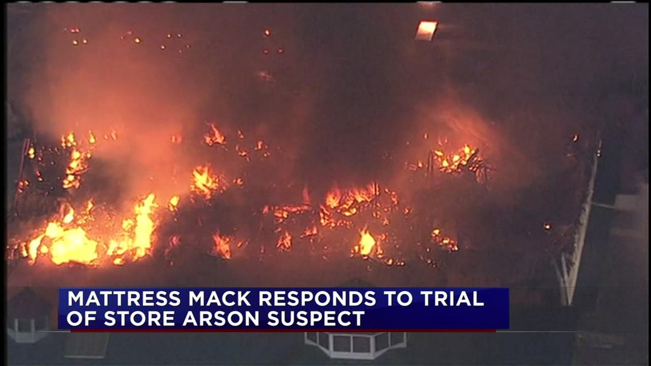 Mattress Mack speaks out about Gallery Furniture arson trial