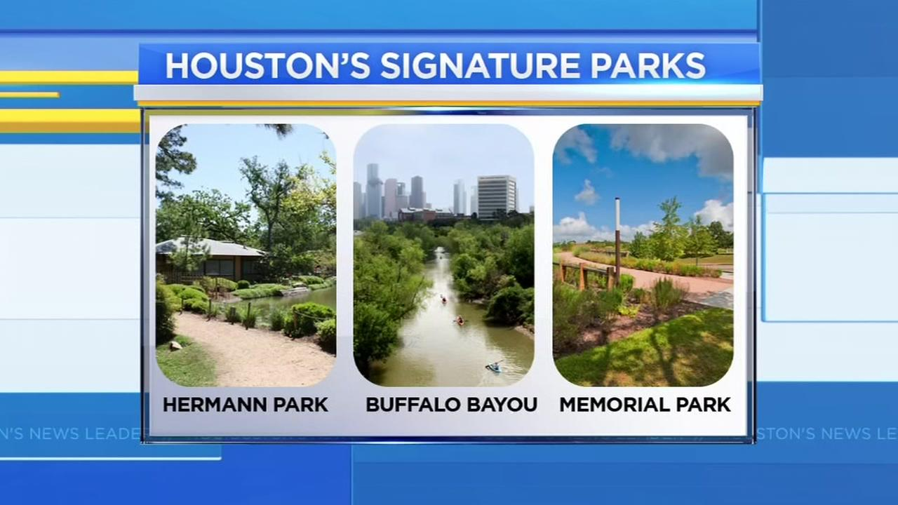 Houston Parks and Rec turns 100