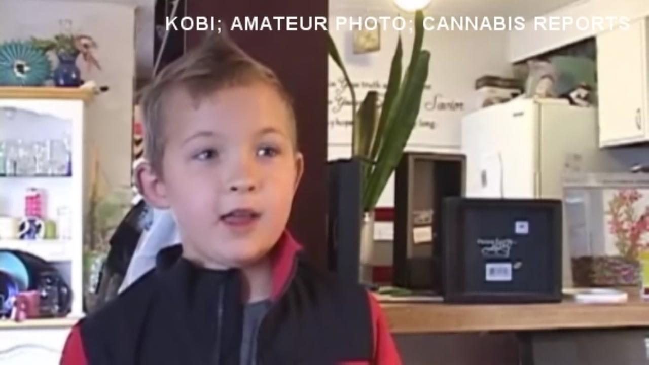 Boy eats pot cookie in Oregon