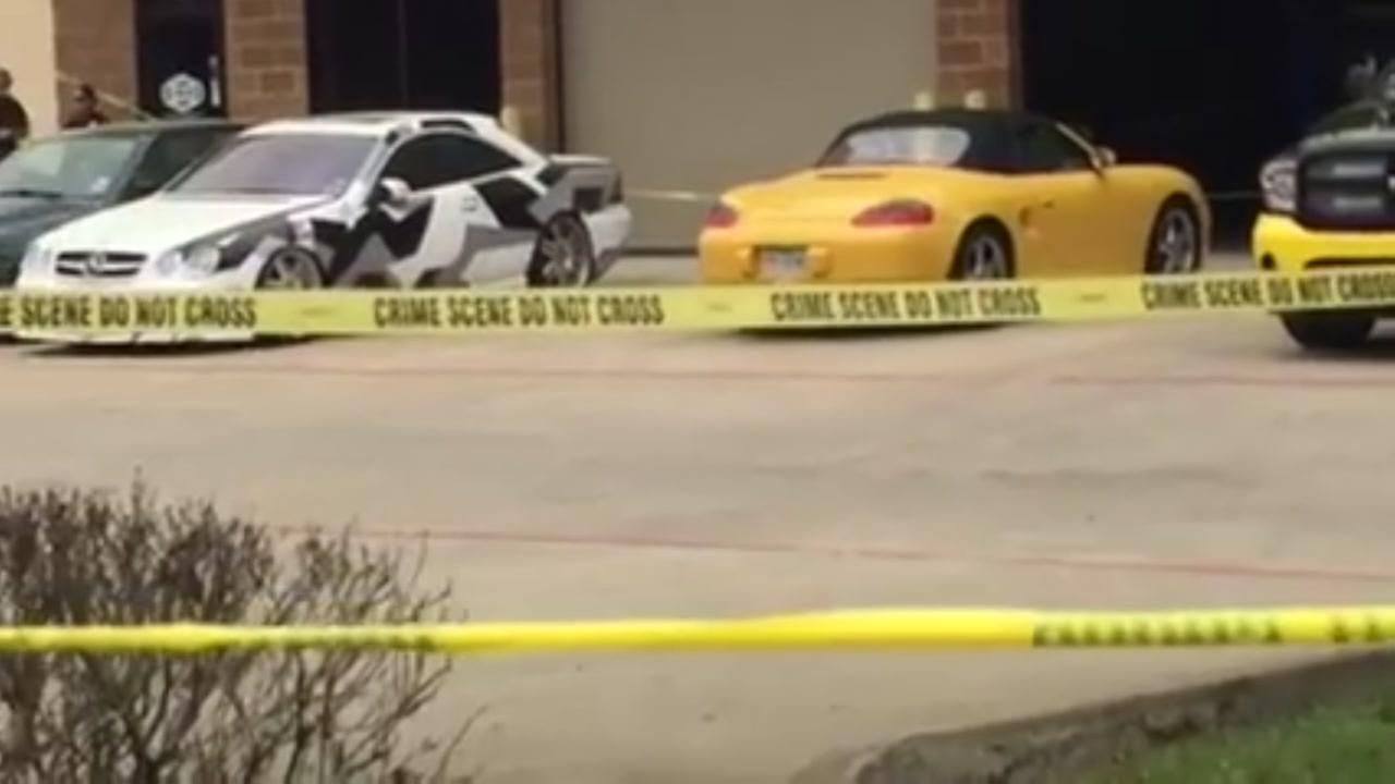 One dead in shooting at workplace