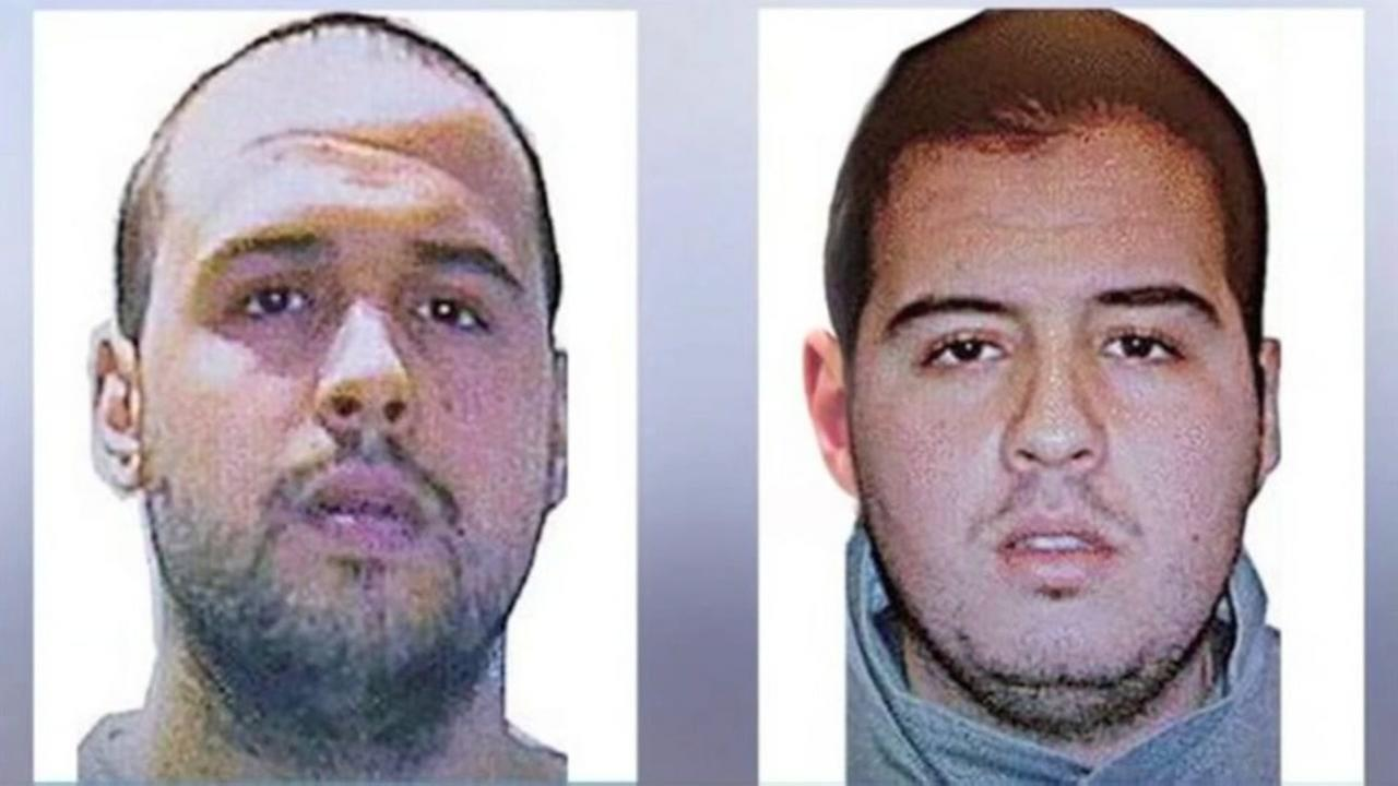 Terror suspects manhunt