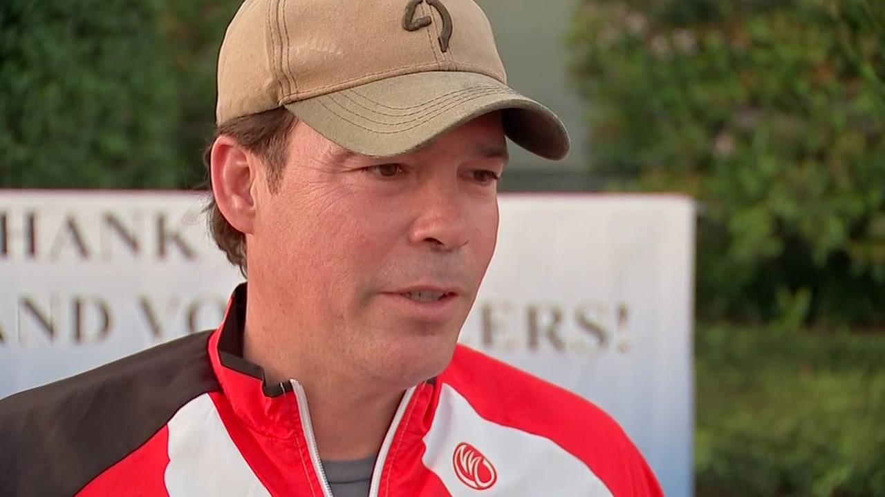 Country Star Clay Walker Kicks Off Band Against Ms Ride In Humble Abc13 Com