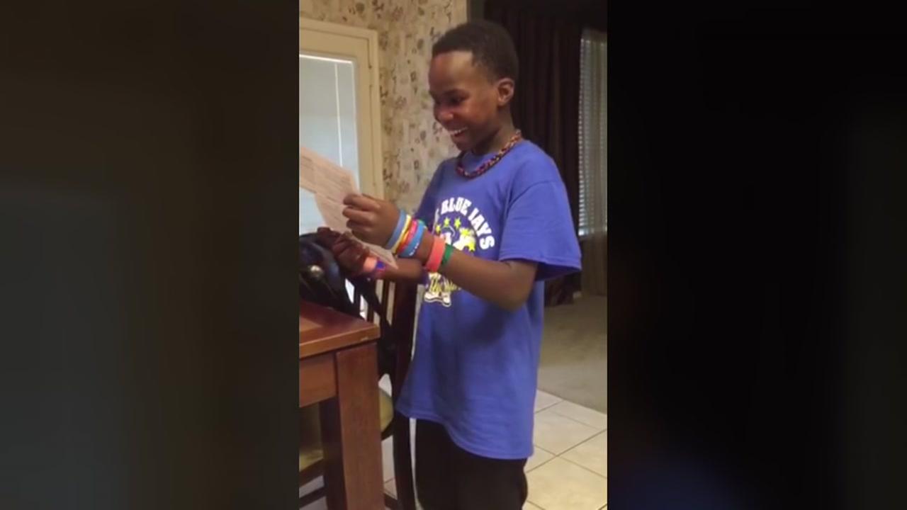 Biber Kid Letter
