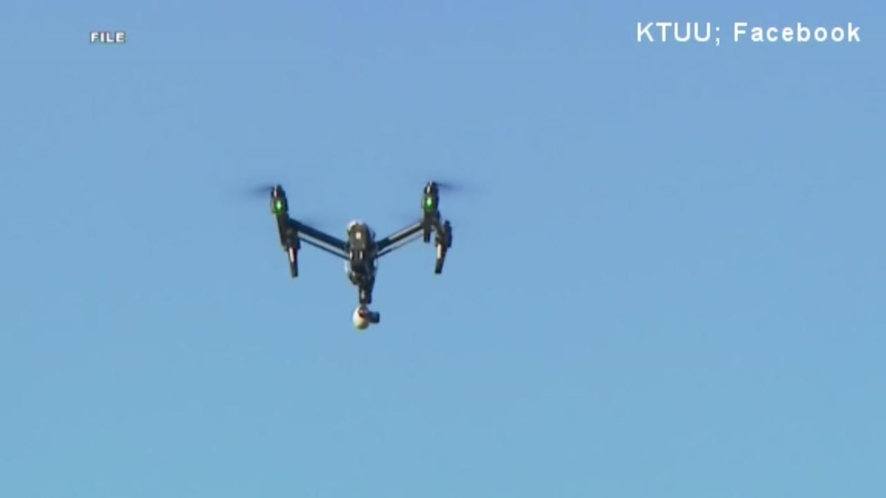 Homeowners fear drone
