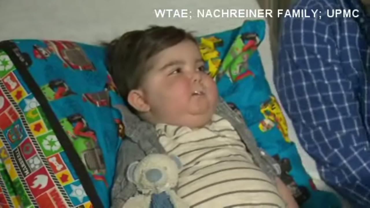 Rare condition turns healthy toddler into quadrepalegic within hours
