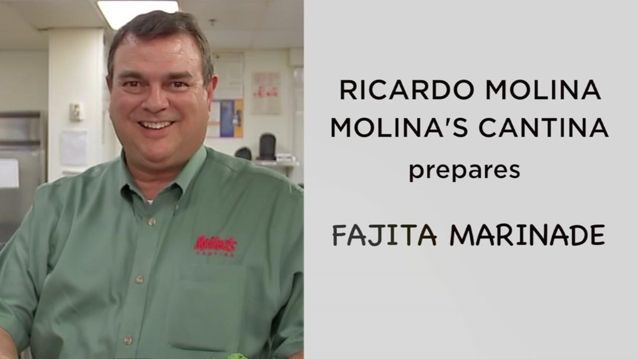Molinas Fajita Marinade
