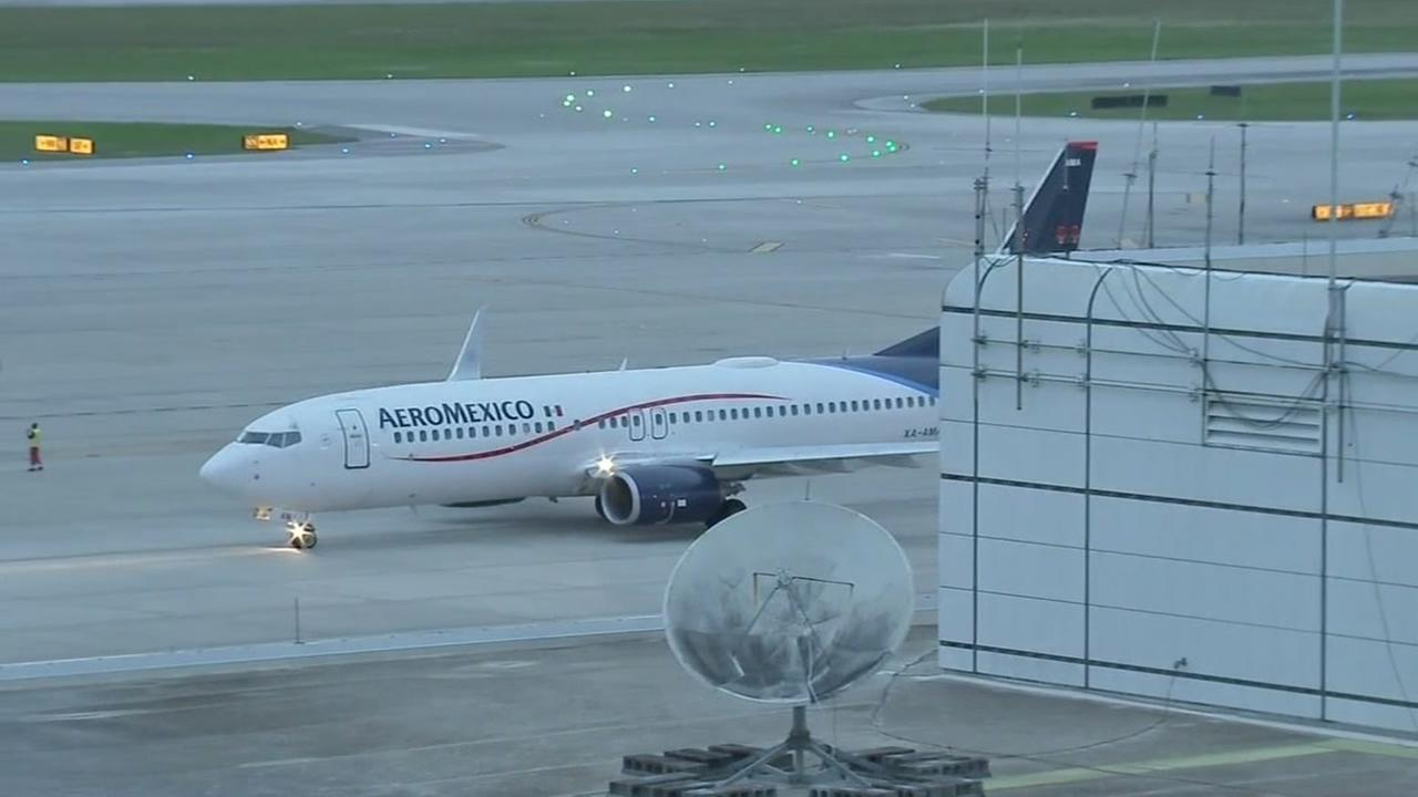 Passenger dies onboard flight