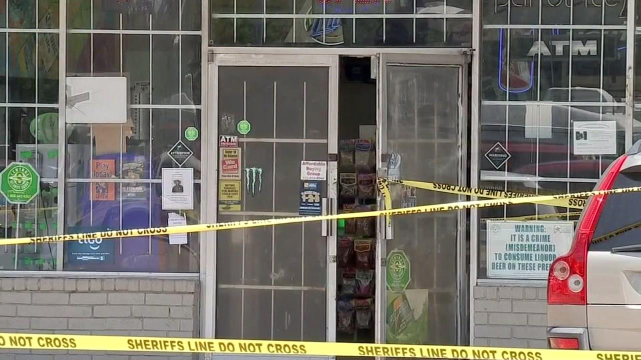 One person shot during Channelview robbery