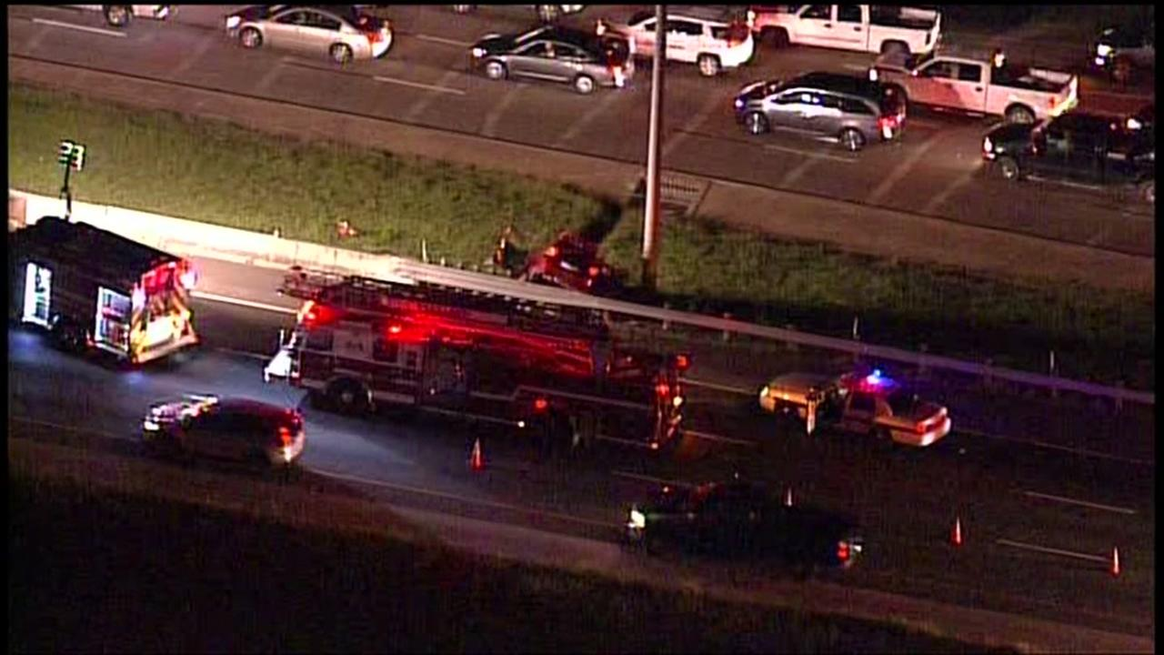 Fatal crash at 288 inbound