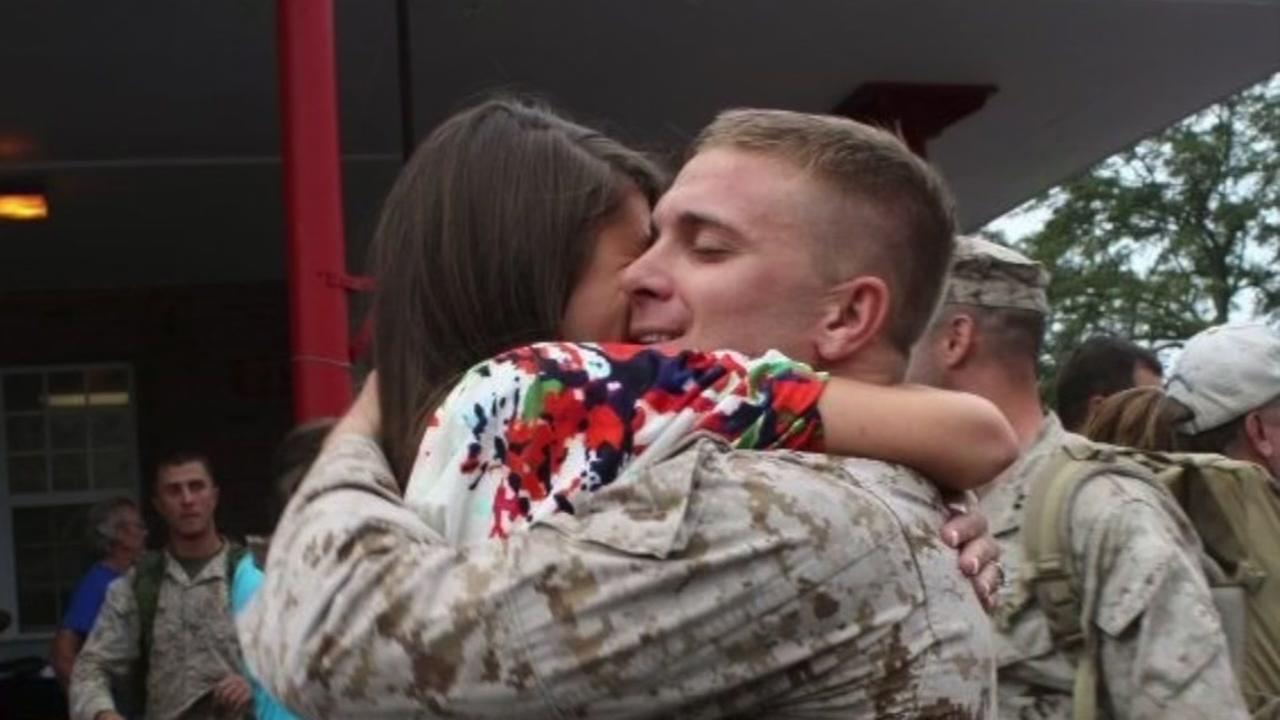 Families fight for legislation to support veteran benefits