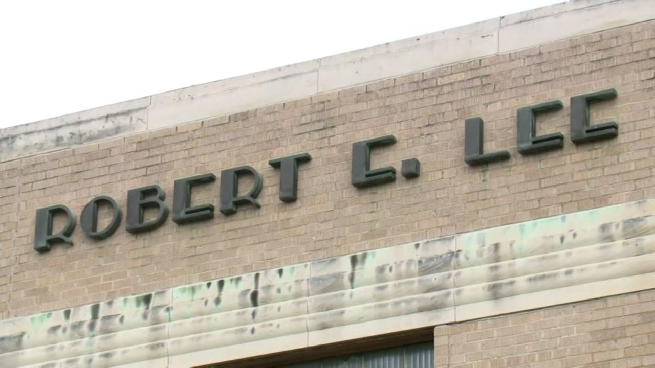 Robert E. Lee Elementary renamed Russell Lee Elementary