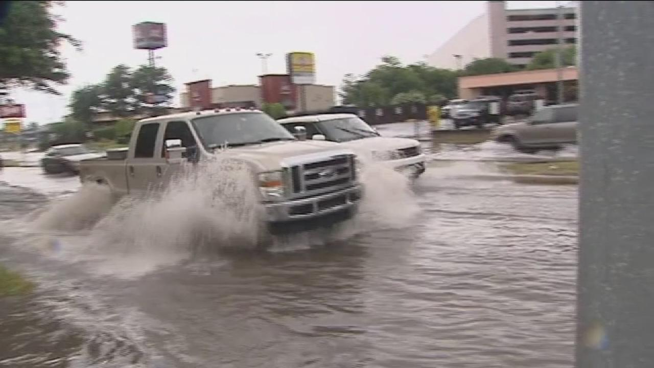 Experts share tips on what to do if your car floods