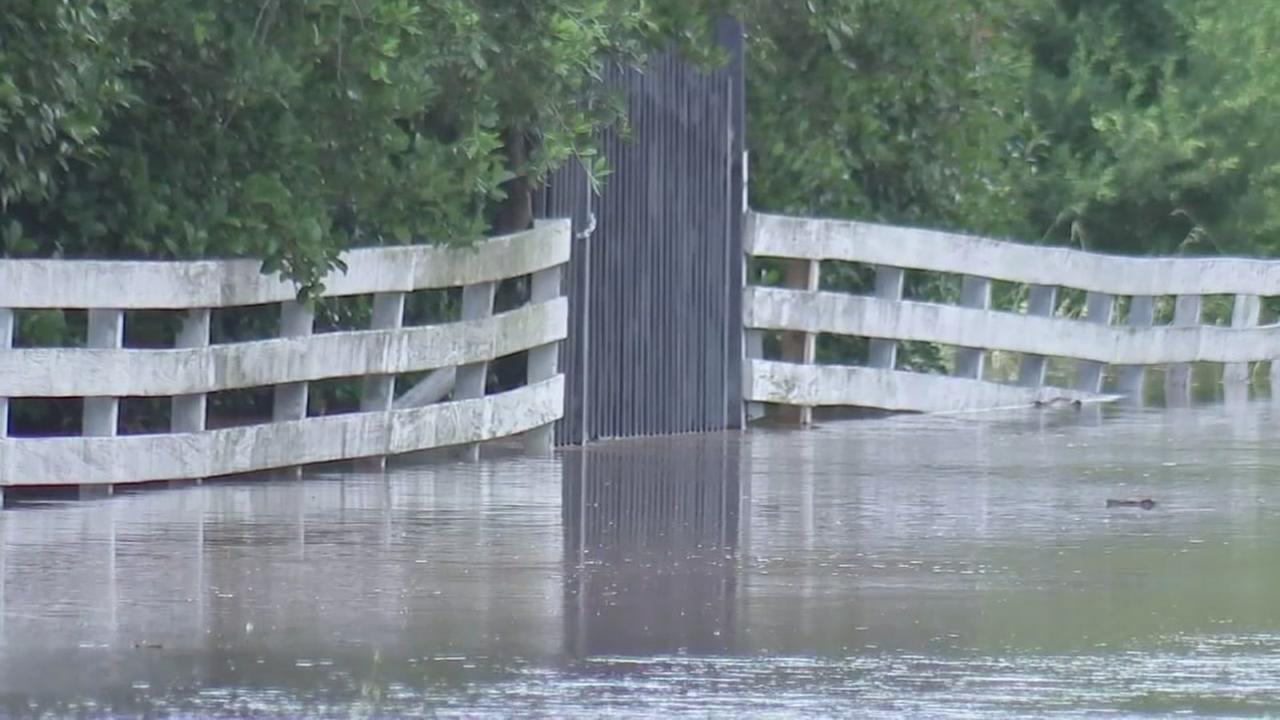 Voluntary evacuation for Northgate Crossing has been lifted