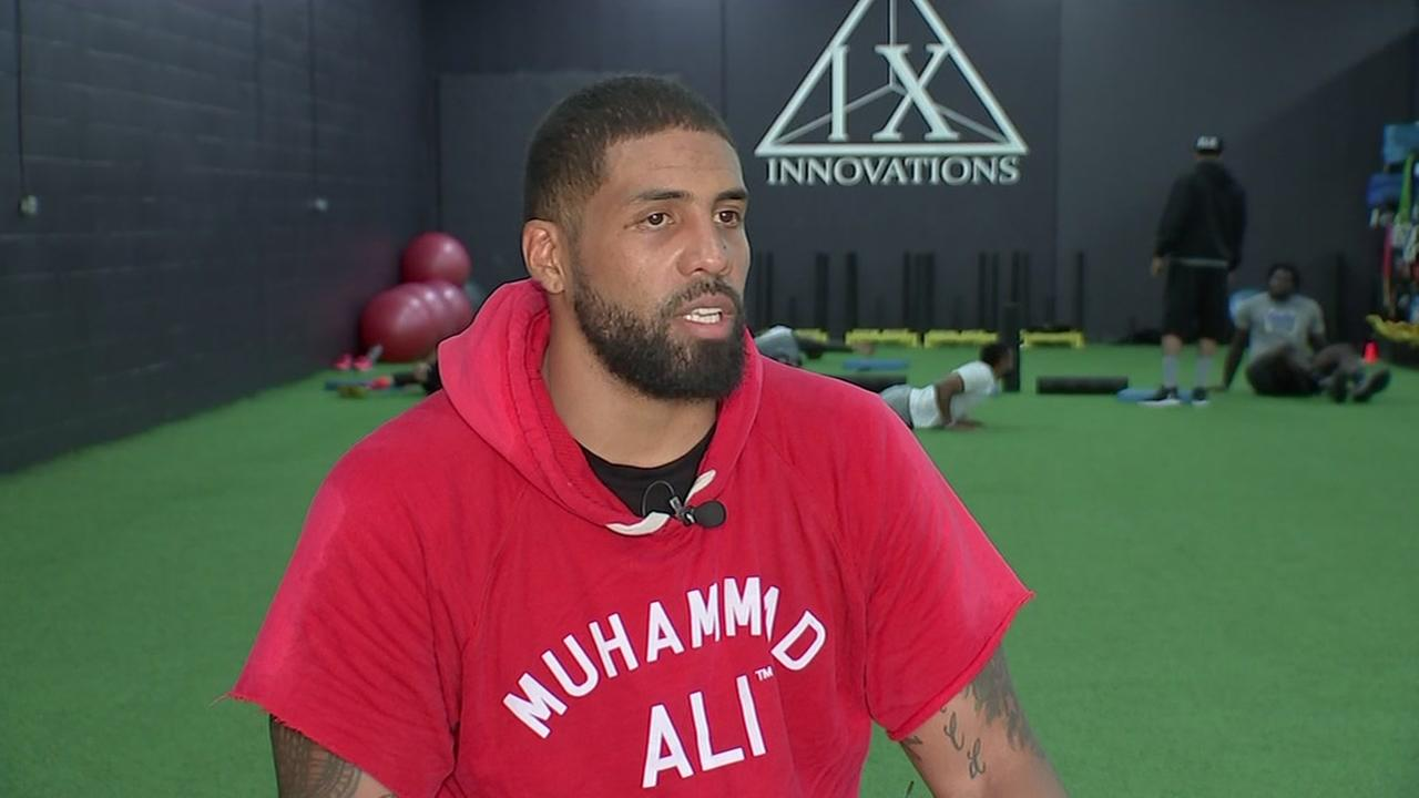EXCLUSIVE: Former Texan Arian Foster speaks out about rehabilitation process