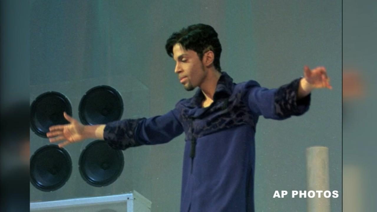 AP: Prince died of opioid overdose
