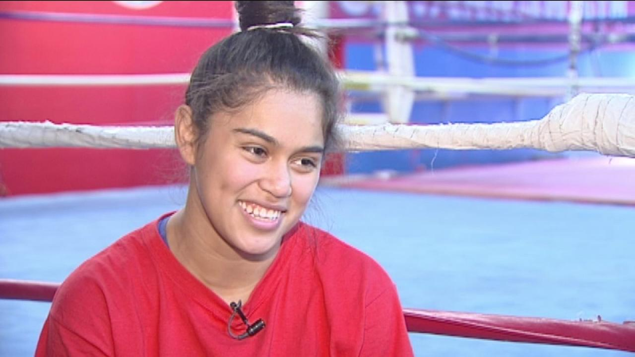 Houston teen wins USA boxing junior Olympics