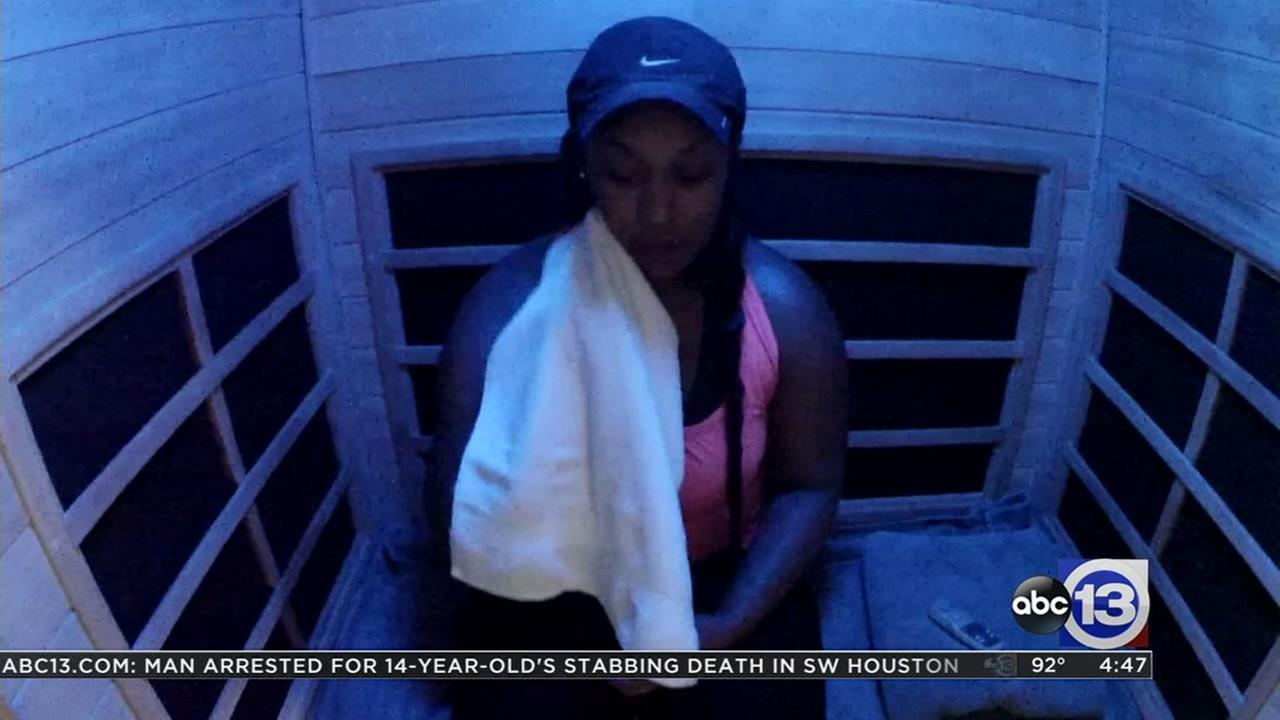 Infrared saunas are Houstons hot new way to sweat it out