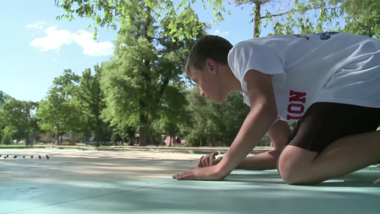 11-year-old wins marbles championship