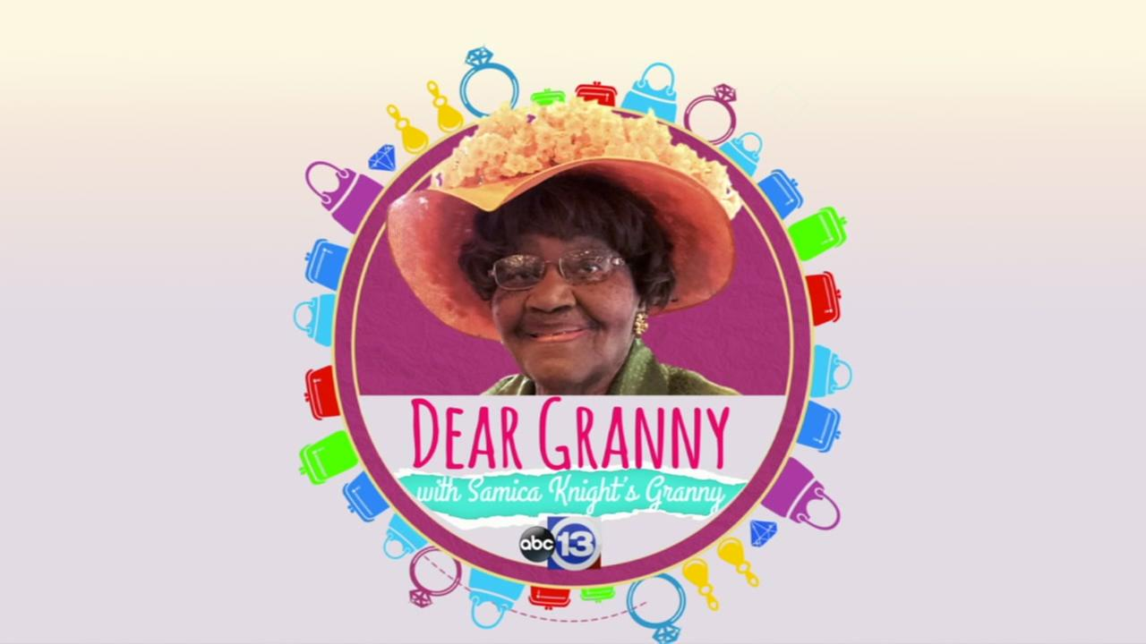 Dear Granny: Making Biscuits