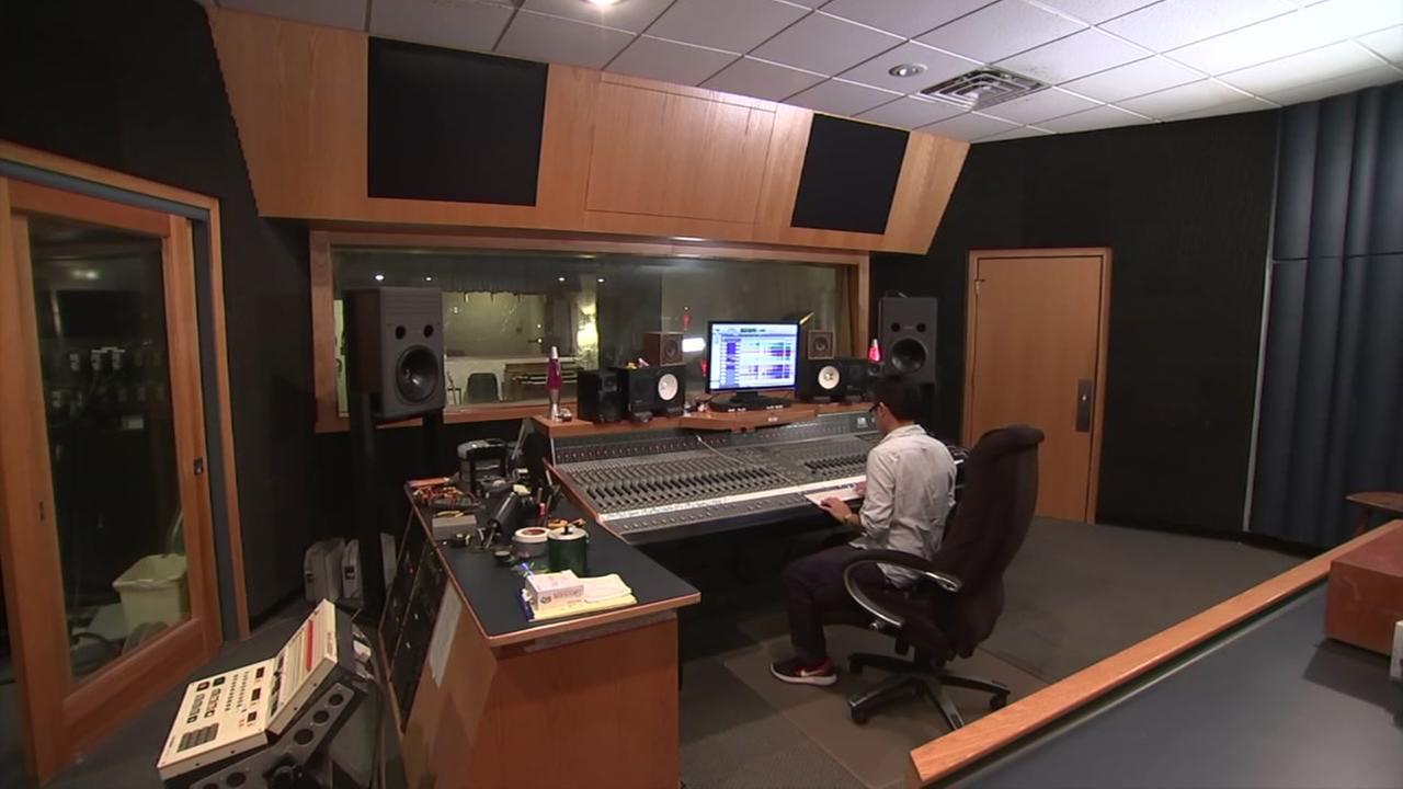 Cool Spaces: Sugarhill Recording Studio