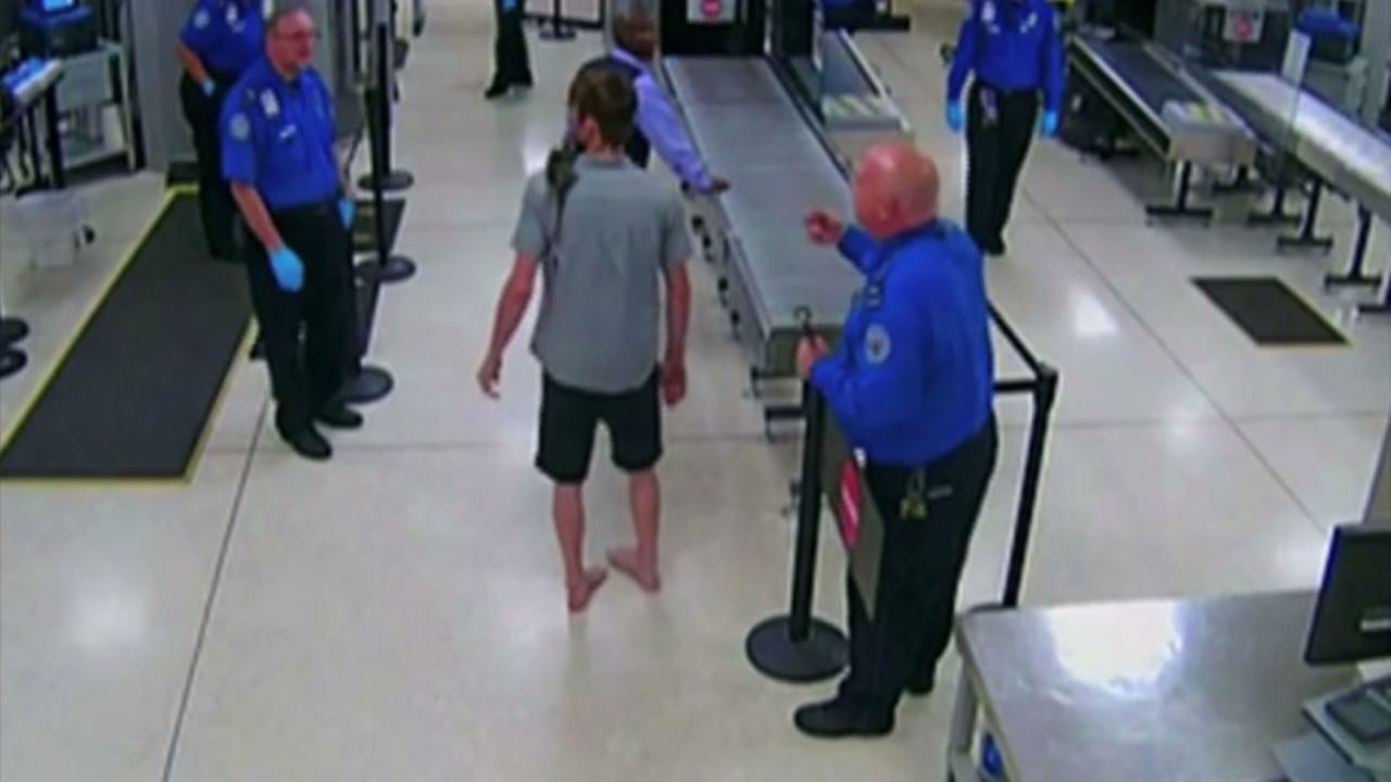 VIDEO: TSA allows monkey on flight, airline upset