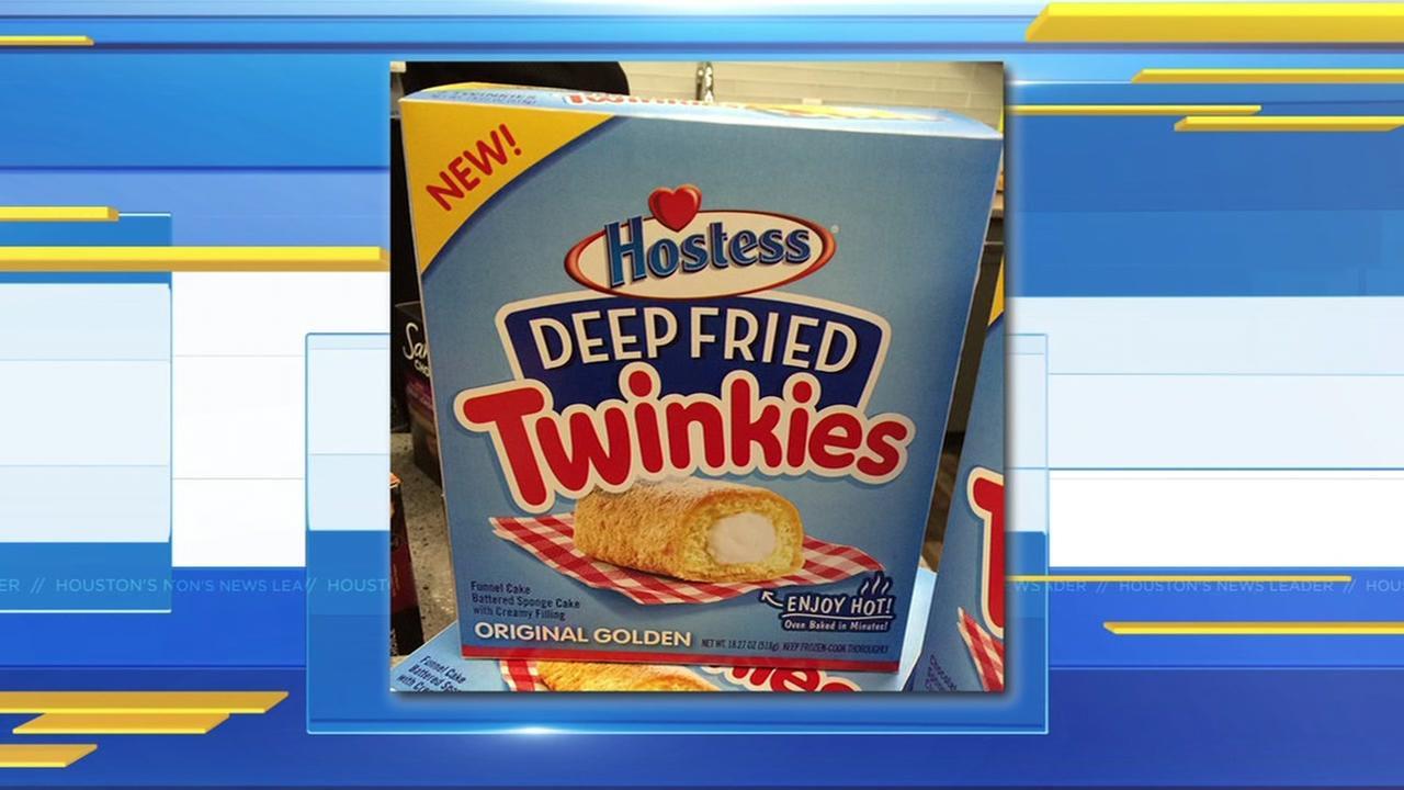 Walmart to sell Deep Fried Twinkies