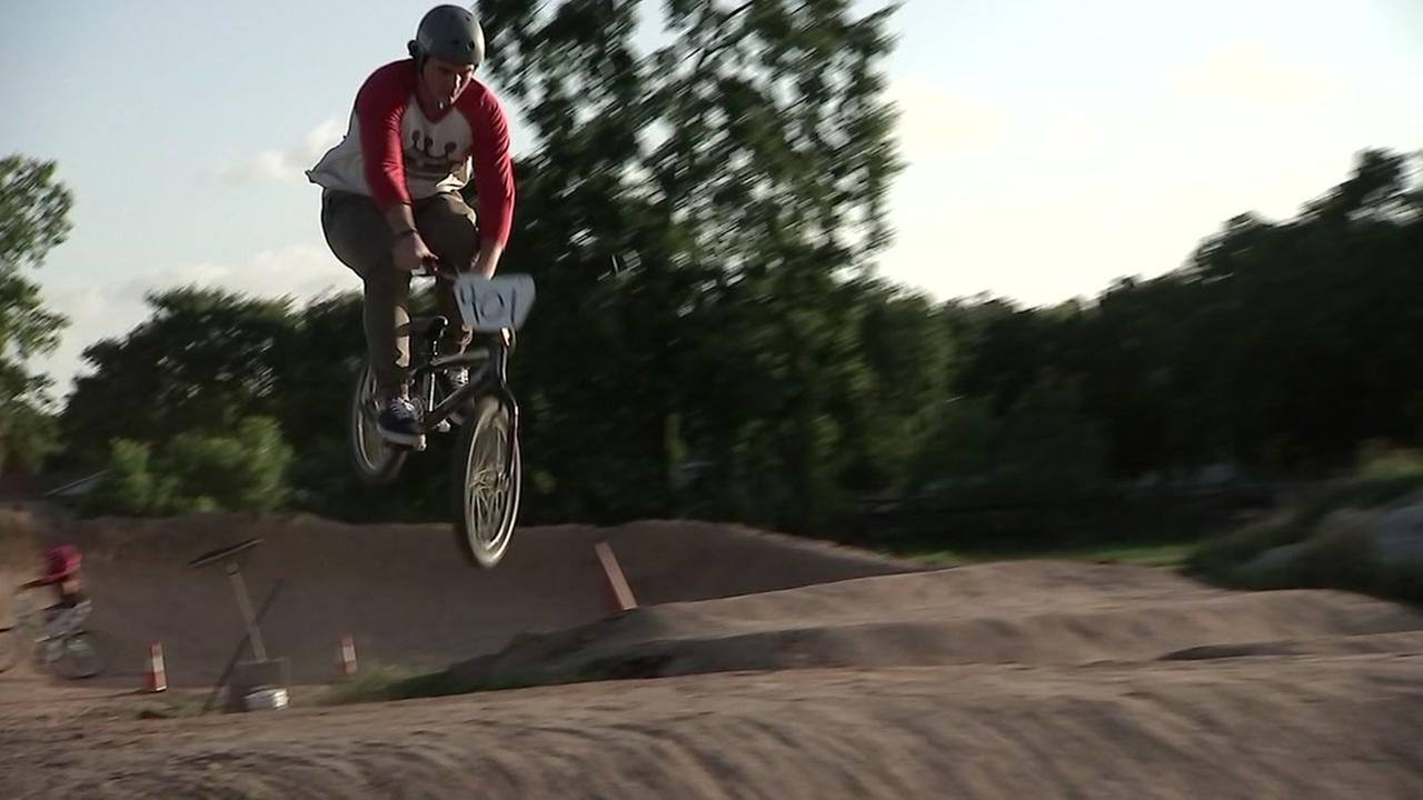 Cool Spaces:BMX Pearland